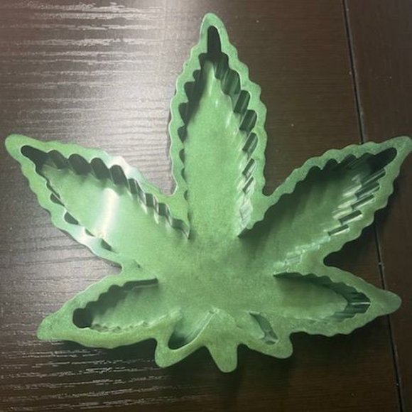 Handmade ashtrays